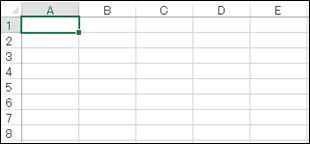 Excelの枠線
