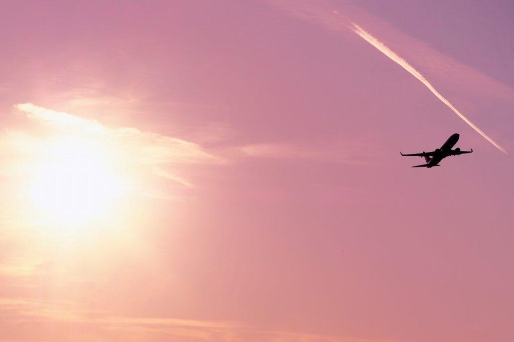 飛行機写真