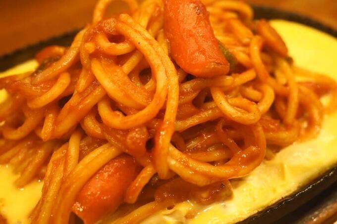 イタリアンスパゲッティ